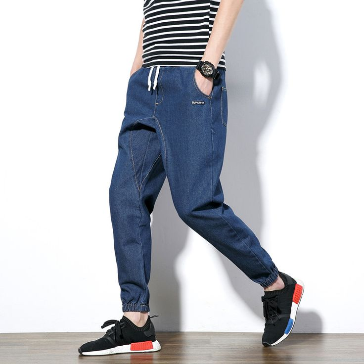 Here is a sneak peak at what's new and fresh at Costbuys today 2017 Mens Harem P... see for yourself and don't ever doubt again http://www.costbuys.com/products/2017-mens-harem-pants-hip-hop-jeans-ankle-length-pants-mens-casual-blue-trousers-for-man-joggers-sweatpants-pantalones-hombre?utm_campaign=social_autopilot&utm_source=pin&utm_medium=pin