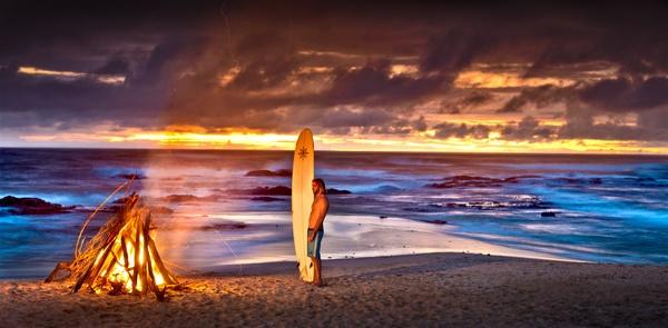 the surfer @ Costa Rica