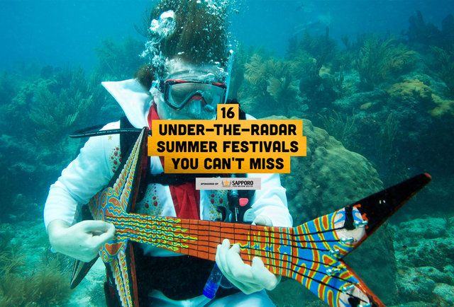16 Under-The-Radar Summer Festivals You Can't Miss