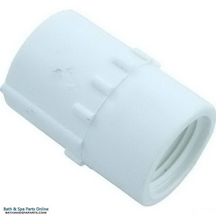 "Lasco SCH40 FIP PVC Adapter [1/2"" Slip x FPT] (435-005)"