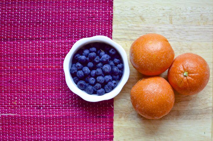Blueberry Orange Breakfast Bread | Kitch | Pinterest