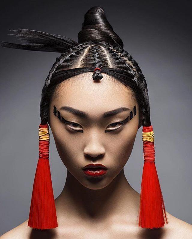 Artistic hairstyles                                                                                                                                                                                 Más