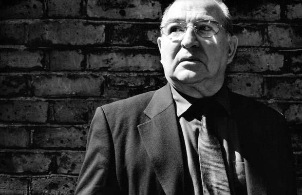 Freddie Foreman, involved in the seven-million pounds Security Express heist