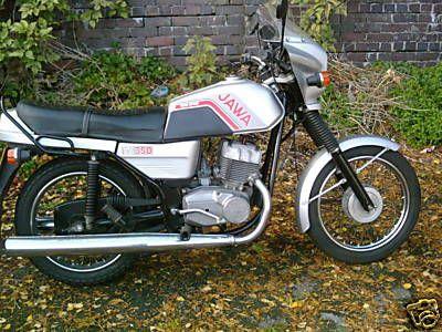 1987 Jawa 350 D/L Twin