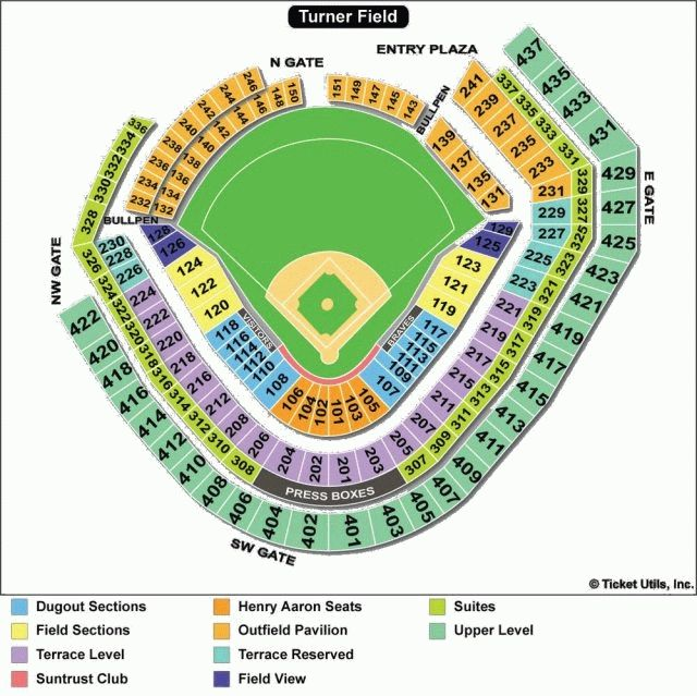 Dodger Stadium Detailed Seating Chart With Seat Numbers Locator With Regard To Dodger Stadium Seati Minute Maid Park Dodger Stadium Seating Chart Suntrust Park