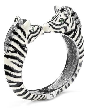 25 best images about exotic zebra jewelry on pinterest belly button animal print party and track. Black Bedroom Furniture Sets. Home Design Ideas