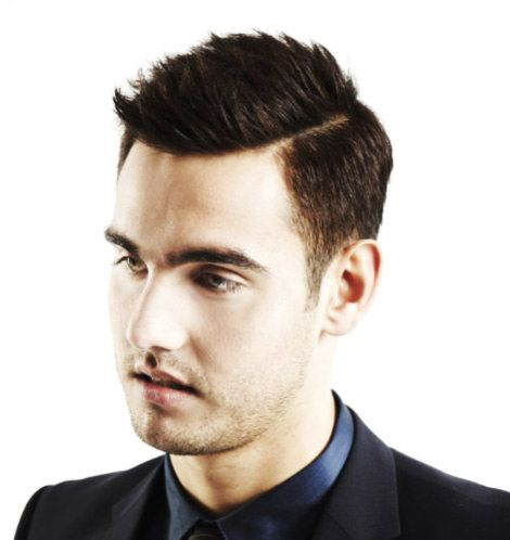 Groovy 1000 Images About Hairstyles On Pinterest Male Celebrities Short Hairstyles Gunalazisus