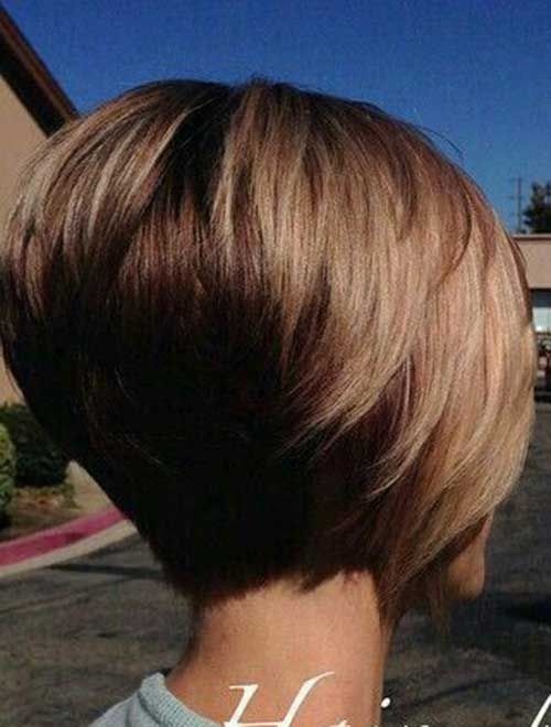 how to style short hair pinterest really trending stacked bob ideas http www 2814 | a349cefbfb95980e8939ebff6a0eb5b3