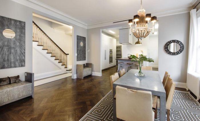Uma Thurman vende l'elegante appartamento di New York