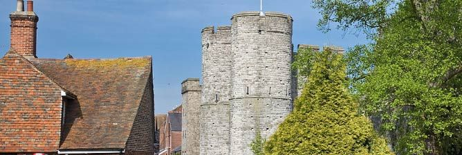 The best restaurants to sample in the famous cathedral city, Canterbury.