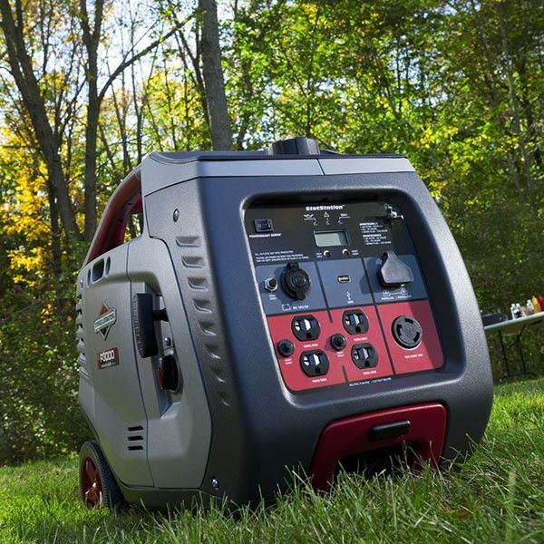 Briggs & Stratton has come out with an all-new 3000 Watt Inverter Generator that they say is the perfect accessory to tailgating and other mobile power needs.