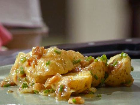 German Potato Salad from FoodNetwork.com Anne Burrell