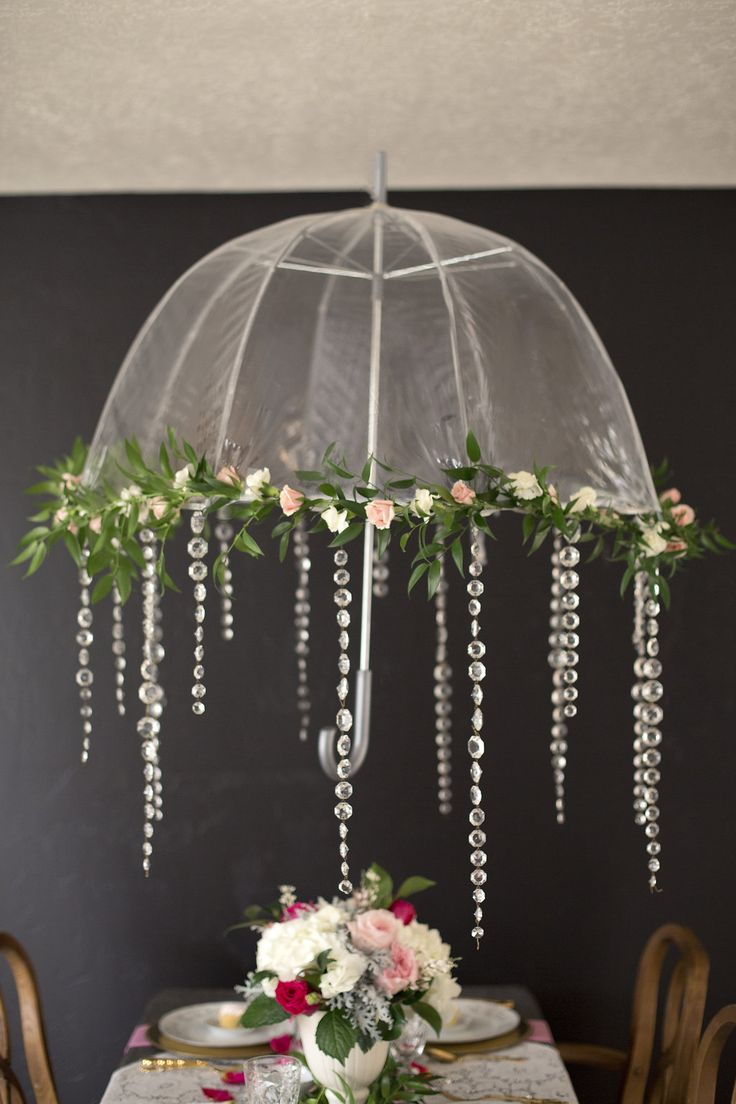 25 best ideas about bridal shower umbrella on pinterest umbrella baby shower diy shower - French country table centerpieces ...