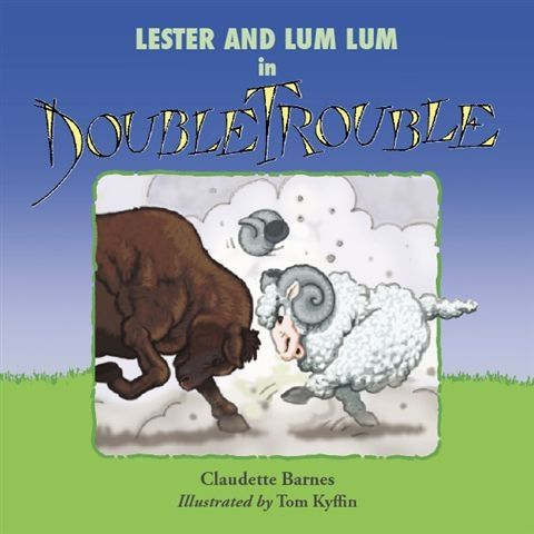 Double Trouble, personalized storybook for kids