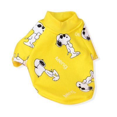 Sweatshirt - Long sleeves and print. Keep your dog warmer this winter!