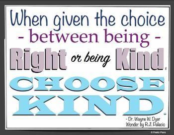The 16 best images about Wonder: Choose Kind Challenge on ...
