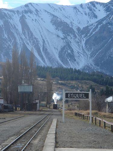 Esquel, Argentina - Patagonian Express