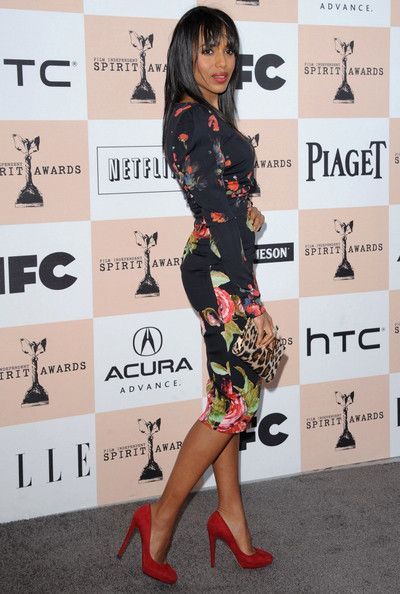 Kerry Washington Body | Kerry Washington 26th Annual Film Independent Spirit Awards.Santa ...