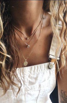 e2ea12e0556f collares de moda 2018 collares pegados al cuello
