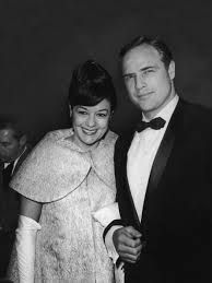Actress Movita Castaneda has passed away 2-12-2015. She was 98. She's known by many best for being the 2nd wife of Marlon Brando. She was 8 yrs his senior, Some of her films include Mutiny on the Bounty (1935 version), Flying Down to Rio and Fort Apache. She had a reoccurring role on Knots Landing in the 80s as well. She had a son and daughter with Brando.