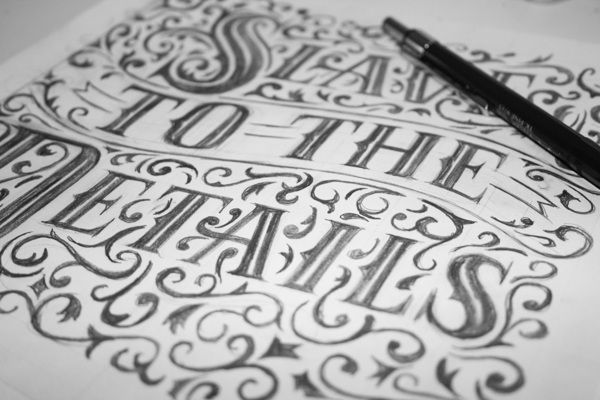 Slave to the details by Tobias Saul, via Behance