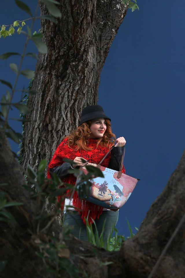 Aesop Fables by Doca  #ladysnote: δεν είναι απλά μία τσάντα είναι μία κίνηση αγάπης! more http://ladysnote.blogspot.gr/2015/12/docagirl.html