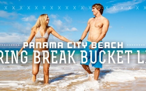 Panama City Beach Spring Break Bucket List
