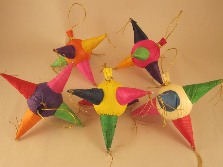 107 best mexican christmas ornaments images on pinterest for Mexican christmas crafts for kids