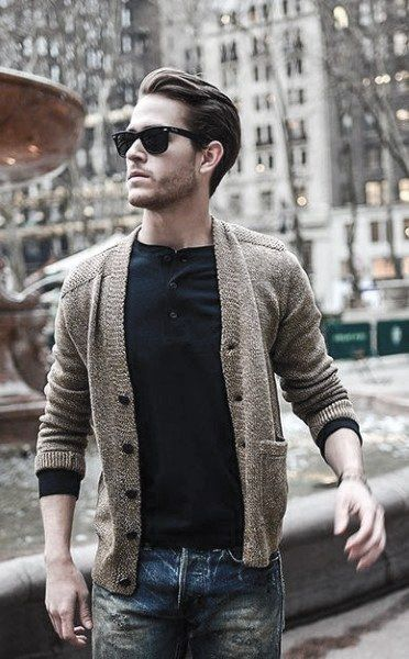 75 Fall Outfits For Men – Autumn Male Fashion And Attire Ideas #casualmalefashion,