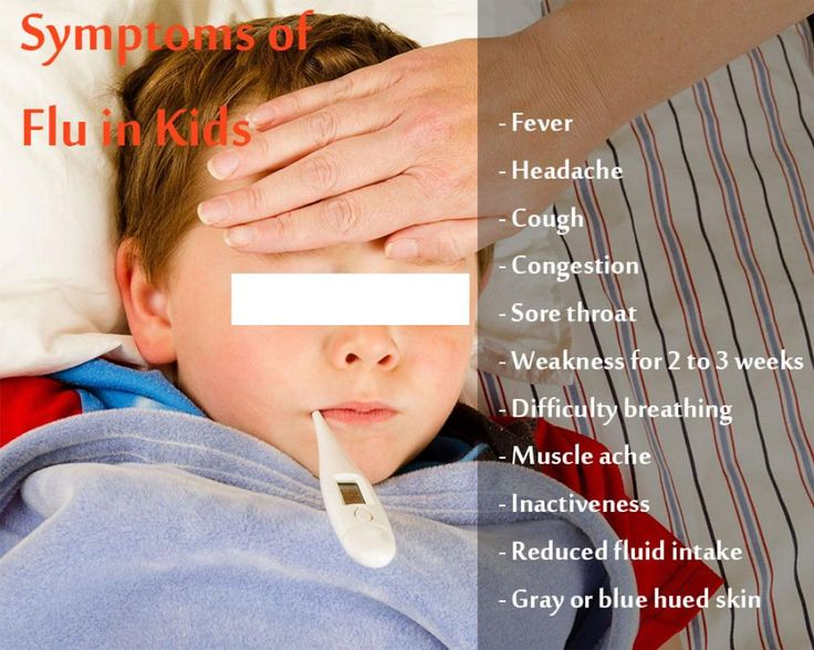 Learn To Recognize The Symptoms Of Flu In Kids  #health #fitness #flu #healthyliving #Fever #pediatrics  http://bit.ly/1OBNAXZ