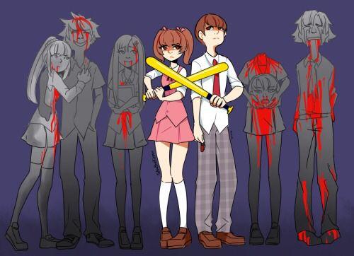 Aki and Akito - Misao