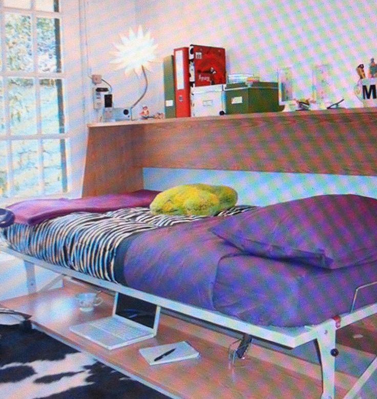 cama escritorio 3 // bed-desktop 3 www.mospace.cl