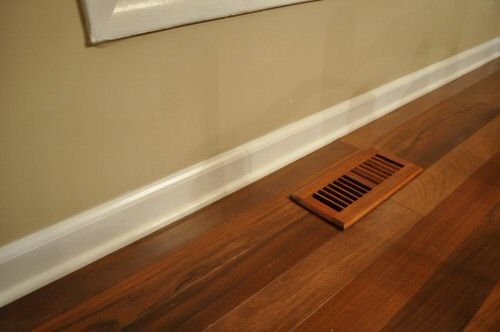 How to Install Baseboard and Shoe Molding for Hardwood Floors - One Project Closer