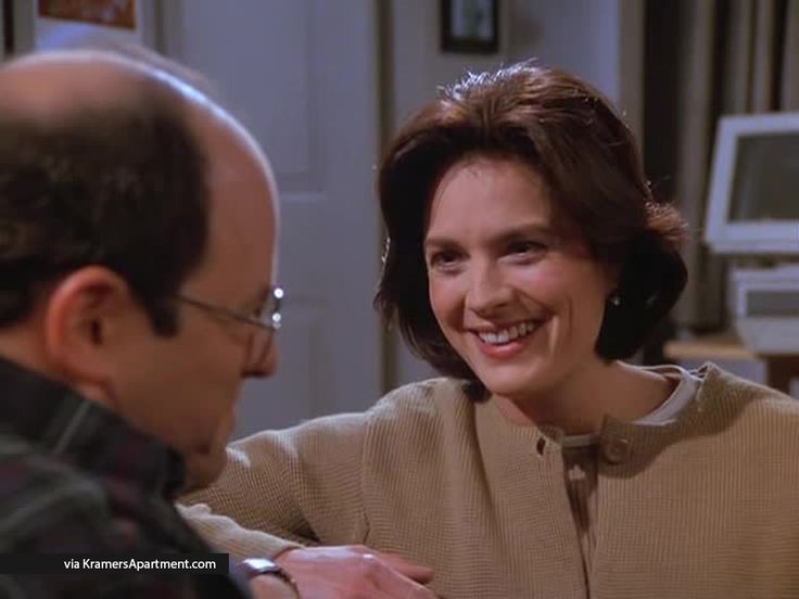 Who played the deaf girl on seinfeld dating george