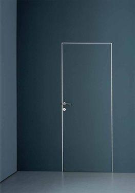 Tre Più: flush door
