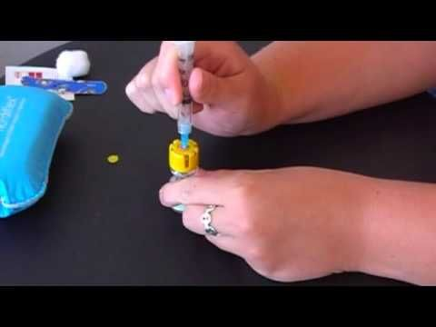 how do give injection in case of adrenal crisis