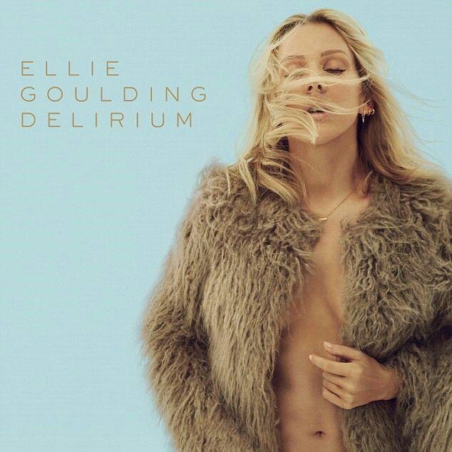 """Ellie Goulding - """"Delirium"""" (Album Cover)"""