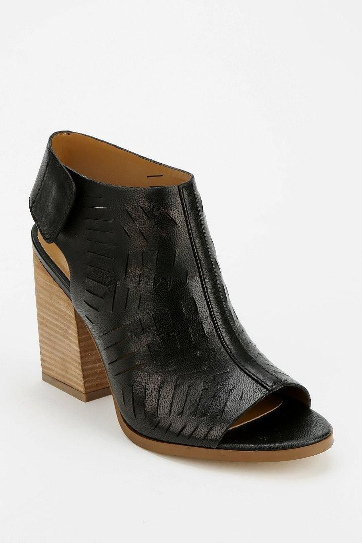 Report Blade Peep-Toe Boot #urbanoutfitters