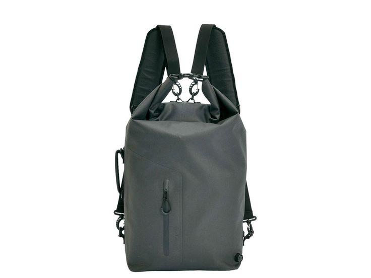 TPU加工 防水素材の多用途バッグです。