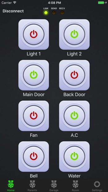 Raspberry Pi Home Automation – Nico Mohr