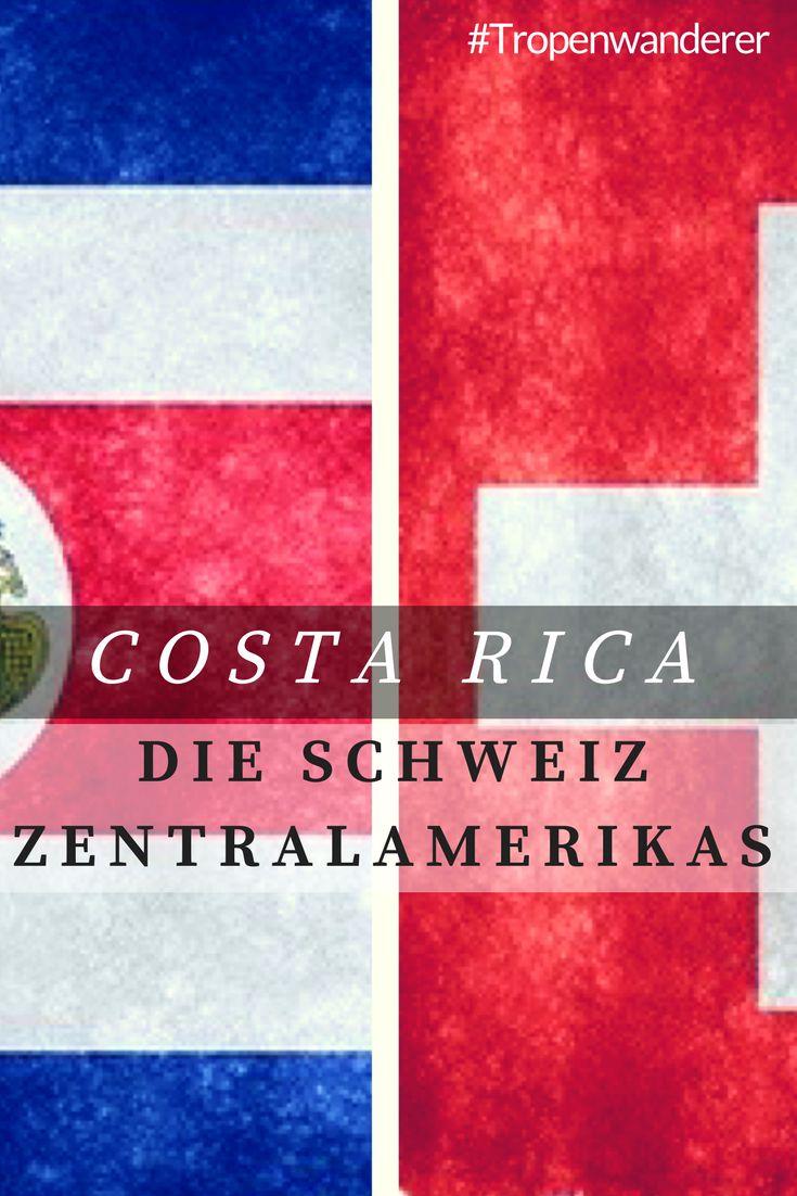 Costa Rica - Die Schweiz Zentralamerikas. Doch wieso? Hier erfährst du warum.  #CostaRica #PuraVida #SuizadeCentroamerica #SchweizZentralamerikas #Schweiz #Zentralamerika #Reisen #Auswandern #Tropenwanderer