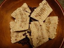 Oatmeal, Milk and Sugar Goat's Milk Soap, with oatmeal and brown sugar
