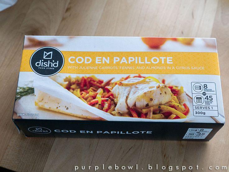 Purple bowl: Dish'd Food Store review - part 2