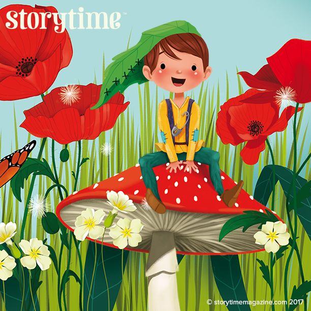 Little ones love little heroes! Tom Thumb stars in Storytime Issue 35, illustrated by Emmanuelle Colin (https://www.facebook.com/emmanuellecolinillustratrice/). Follow his adventures! ~ STORYTIMEMAGAZINE.COM