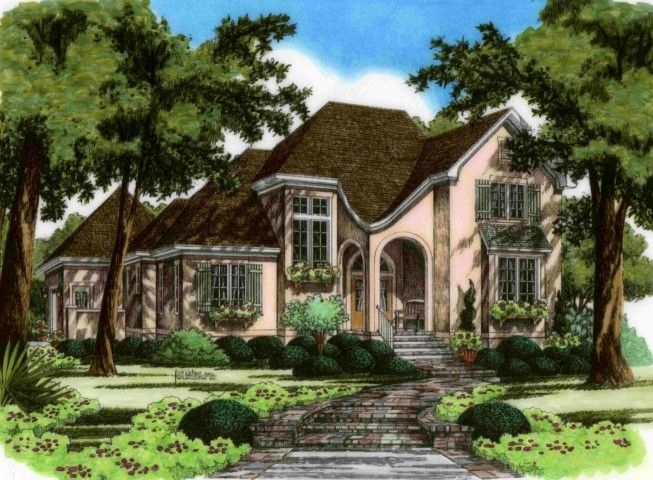Valensole Southern Living House Plans Craftsman House Plans Beach House Plans