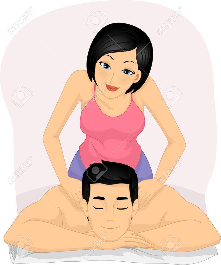 порно где девушке делают массаж фото