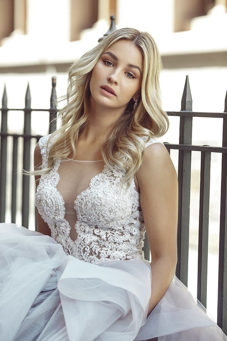 DIOR | Mia Solano | Available at Luv Bridal