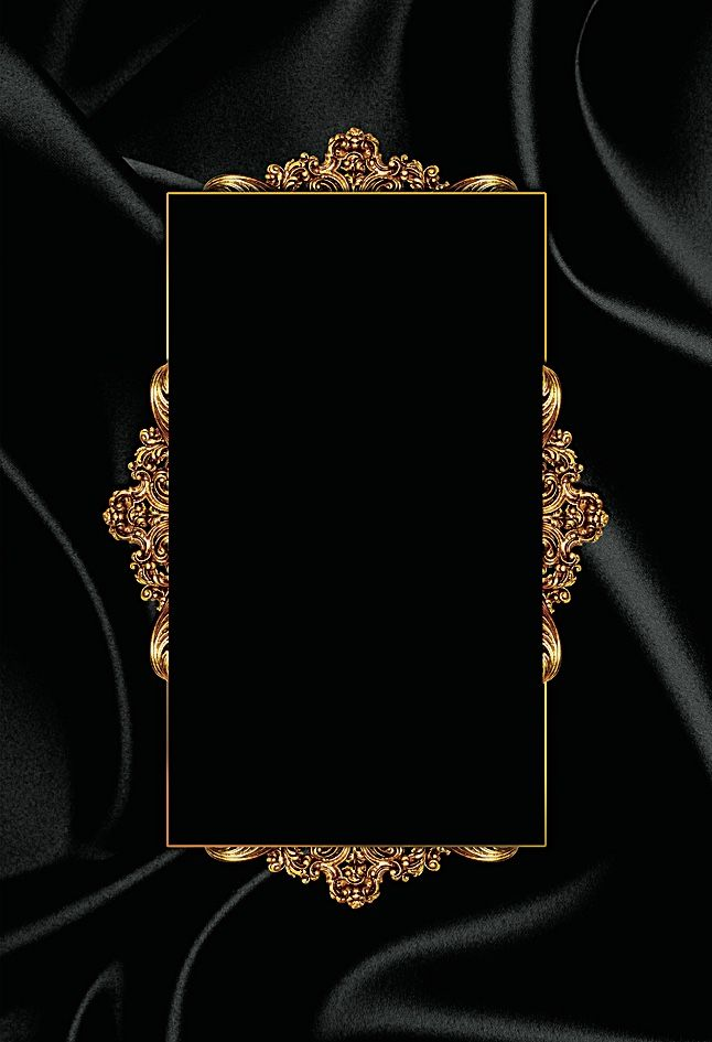 Pin Oleh Natalya Di Black Gold Silver Wallpaper Bingkai Foto Bingkai Kartu Pernikahan