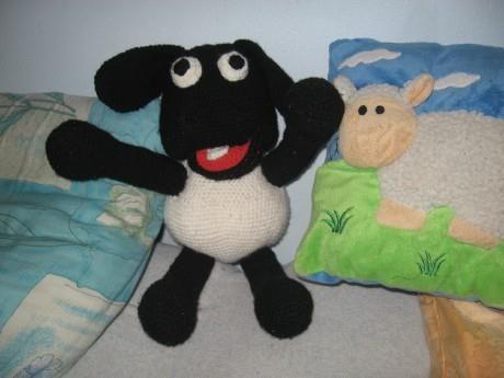 #timmy #crochet #toy #by_kamlin