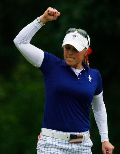 Solheim gallery | From the Morgan Pressel 2009 Solheim Cup Gallery #SC13